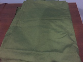 Dark Green Fabric